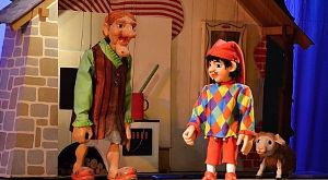 Představení: Kašpárek a Ježibaba