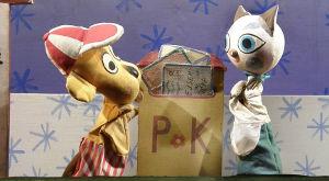 Představení O pejskovi a kočičce