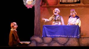 Představení: Obušku, z pytle ven!