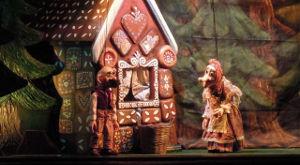 Představení: Gingerbread cottage
